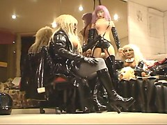 Latex, Doll, Xhamster