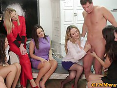 Group, Femdom, Party, Xhamster
