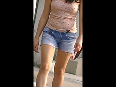 Jeans, Natural, Caught, Xhamster