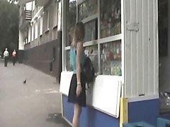 Flashing, Public, Russian, Xhamster