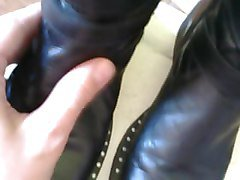 Boots, Leather, Xhamster