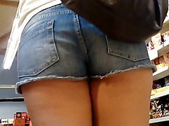 Jeans, Teen, Ass, Xhamster