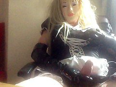 Latex, Gloves, Maid, Xhamster