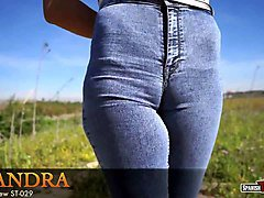Jeans, Cameltoe, Tight, Xhamster