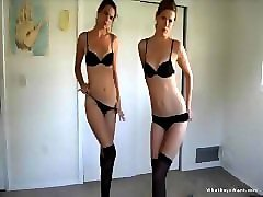 Twins, Strip, Pornhub