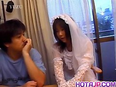 Bride, Gloves, Dress, Xhamster