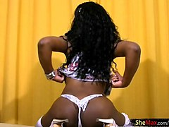 Black, Doll, Ass, Big Ass, Sunporno