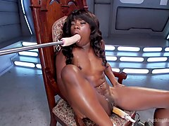 Ebony, Ass, Squirt, Txxx