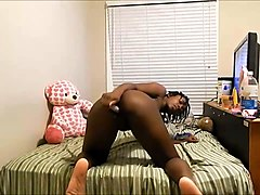 Ebony, Ass, Mylust